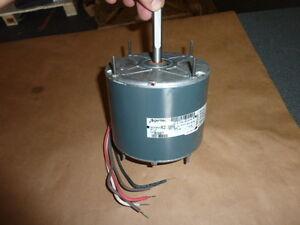 New Ge Genteq 1 4hp 1080rpm Fan Blower Motor 5kcp39kg 115v