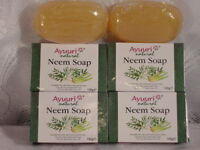 Bn 6 Ayumi Natural Neem Soap For Oily Skin 600gm - ayumi - ebay.co.uk