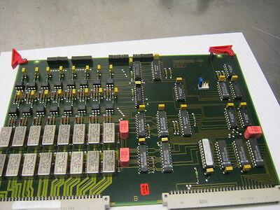 Zeiss Coordinate Measuring Machine Pc Board 608481-9133 Used Warranty