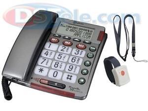phone guardian 110 pendant care phone emergency alarm