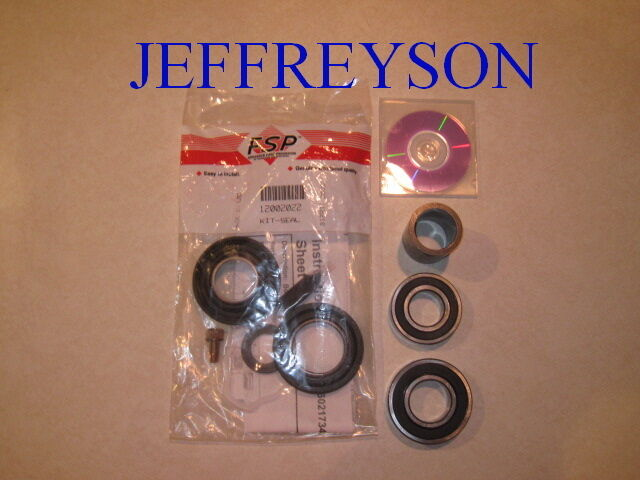 Ebay- Maytag Neptune Washer Bearing & 12002022 Seal Kit - With Spacer - Tool