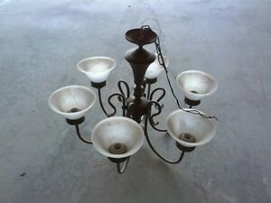 Chandelier in mint condition