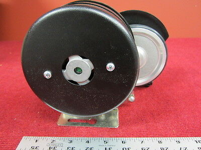 Strong Ballantyne 35Mm Film Platter Drive Motor Assembly Type 4Ap Nib