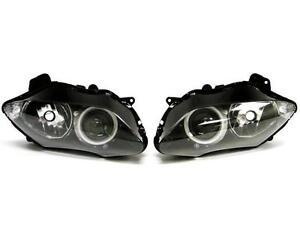 NEW HEADLIGHT HEAD LIGHT LAMP ASSEMBLY FOR 2007 2008 YAMAHA YZF R1 YZFR1 07 08