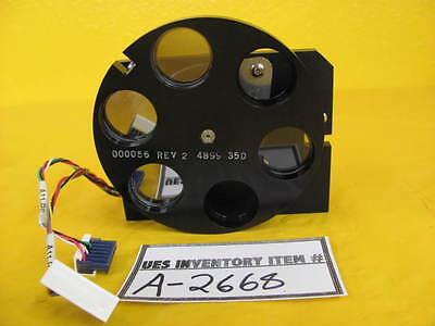 Kla Tencor 347795 Lens Filter Assembly 347930 Working