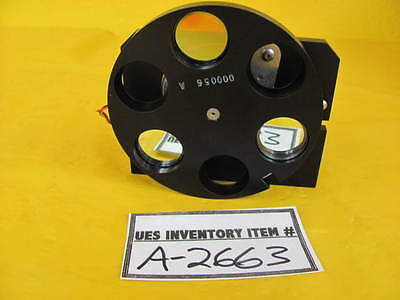 Kla Tencor 000056 Lens Filter Assembly Rev A 347949 Working 000057