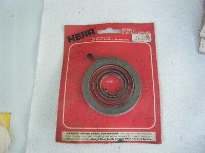 Sears 8202r 2.5 Cu In Roper Starter Spring Herr Brand