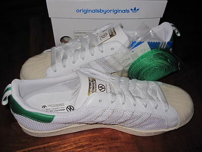 Adidas Clot SuperStar 80s US9, 10 Supreme Dunk Force Yeezy Jordan Force
