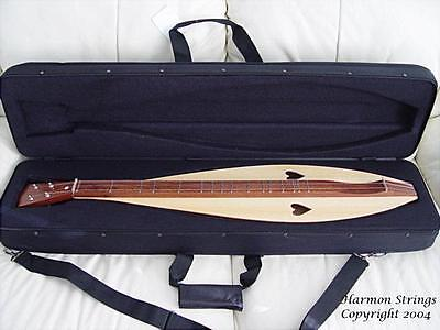Lap Dulcimer With Hardshell Case Mountain Magic