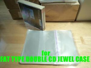 Resealable-Outer-Plastic-Sleeves-for-FAT-TYPE-DOUBLE-CD-Jewel-Cases-100