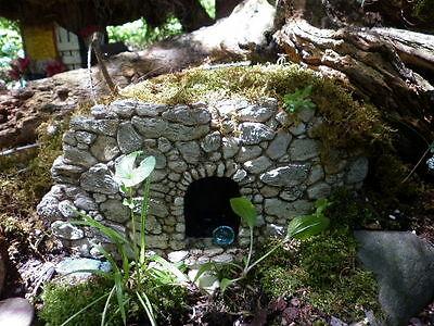 Cave House Miniature Fairy  Gnome  ...