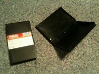 2 VHS Cases
