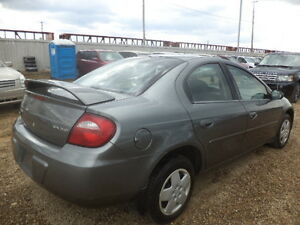 2005 Dodge Neon SX 2.0 Sedan==EXCELLENT SHAPE IN AND OUT Edmonton Edmonton Area image 4