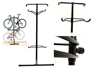 GRAVITY-2-BICYCLE-CARRIER-RACK-BIKE-STAND-FREE-STANDING-BRAND-NEW