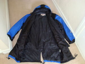 NHL OILERS  3 SEASON COAT WITH HOOD West Island Greater Montréal image 8
