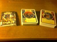 Mutant Chronicles - Doomtrooper Cards