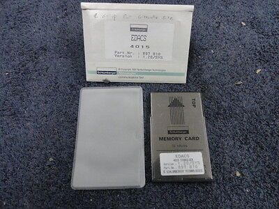 Schlumberger Si 4015 Rf Communication Monitor Edacs Card Ver 1.20 Sys A54