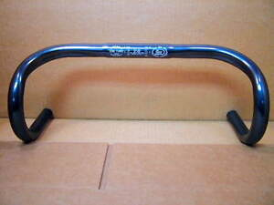 New-Old-Stock-3T-Ergo-Power-Due-Bars-w-Merckx-Bends-43cm-26-0mm