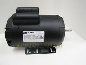 3 hp1 ph heavy duty electric compressor motor 10698252 ebay for Compressor duty electric motors
