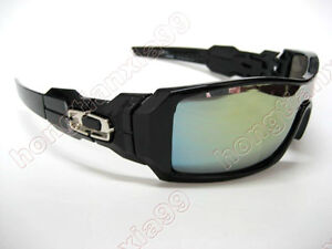 New Cheap Black Frame 9 Style Design Mens Womens Outdoor Sport Sunglasses In Box