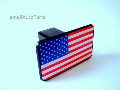 Trailer Hitch Car - * USA AMERICAN FLAG TOW HITCH COVER * car/truck/suv trailer 2