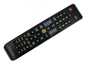 Genuine-SAMSUNG-TV-Remote-Control-AA59-00581A-TM1250-AA5900581A-Blu-Ray