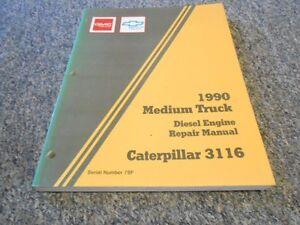 3116 cat Repair manual