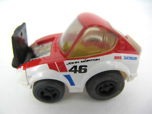 JAPAN-TAKARA-CHORO-Q-NISSAN-BRE-DATSUN-FAIRLADY-Z-240Z-HLS30-RALLY-RACING-CAR