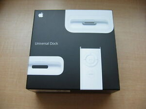 Apple Universal Dock with Remote - All iphone & iPod - Genuine Apple Product