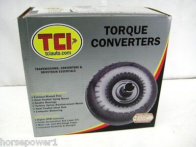 TCI Chevy 243016 GM  700R4 TH 200C 2004R Torque Converter  1981-84 Streetfighter