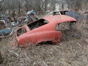 Classic Mustangs and Cougar Parts for sale