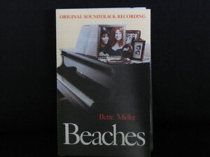 BEACHES-Film-Soundtrack-Cassette-tape