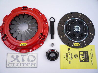 XTD STAGE 2 RACING CLUTCH KIT 04-08 MAZDA RX-8 RX8 ALL