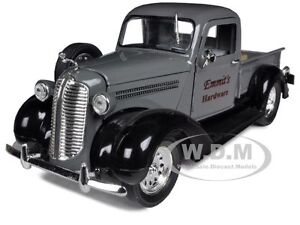 1938 DODGE PICKUP TRUCK GRAY 1:32 DIECAST MODEL CAR BY SIGNATURE MODELS 32392