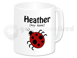Personalised-Polymer-Plastic-Mug-Ladybird-Design-Any-Name