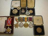 MEDALS MILITARY MEMORABILIA WANTED WW1 WW2, ANY ERA MILITARIA & POLICE ITEMS