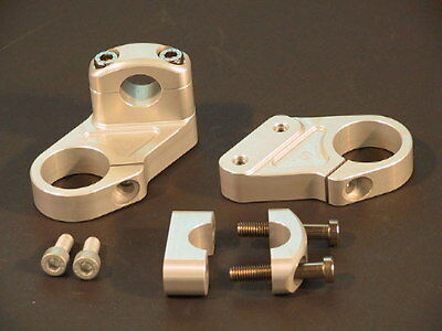 LSL Superbike Lenker Adapter für HONDA CBR 1000-F  SC21 + SC24
