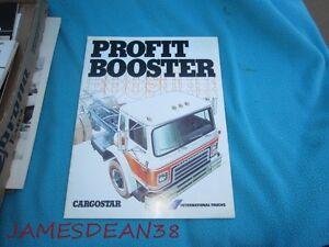 1974-1973-IH-INTERNATIONAL-HARVESTER-CARGOSTAR-SALES-BROCHURE-PAMPHLET-BOOKLET