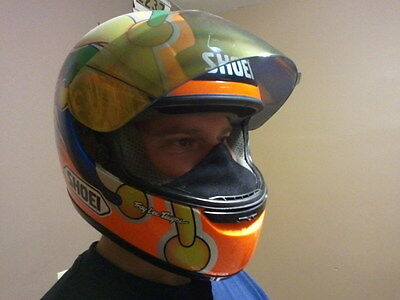 Snowmobile Helmet Breath Deflector Chin Curtain Bieffe Polaris Artic Cat Shoei