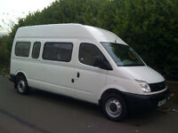 LONDON MINIBUS HIRE WITH DRVER 0207 183 0567 16 seater
