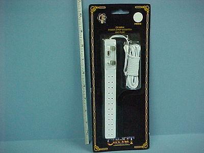 Dollhouse Miniature Power Strip Wi Switch & Fuse Ck1008-4 Cir-kit Consepts