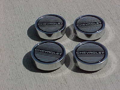 1986-1988 N90 Monte Carlo Ss Center Caps Set Of 4