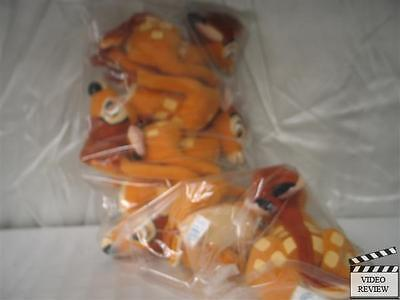 Bambi - Disney's Bambi Plush Doll Applause One From A Sealed Bag