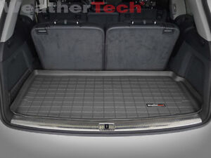 Weathertech Cargo Liner Trunk Mat Audi Q7 Small 2007 2015