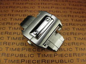 21mm-Swiss-Stainless-Deployment-Buckle-for-CARTIER-SANTOS-100-Strap-Watch-Band