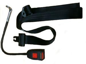 Universal Static Lap/Seat Belt & Fixing Kit -Extra Long