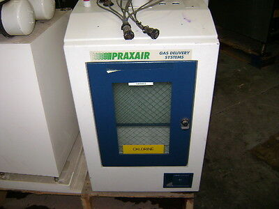 1892 Praxair Gas Delivery System Container