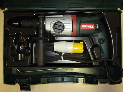 BRAND NEW METABO BHE 24 SDS  IMPACT HAMMER DRILL 110V 110 Volts 510-750 W