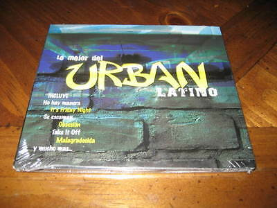 Lo Mejor Del Urban Latino Cd Latin Hip-hop Rap - Spanish 2005