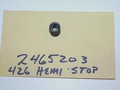 1966 67 68 69 70 71 Mopar Hemi Heat Riser Stop Cuda Charger Road Runner Gtx